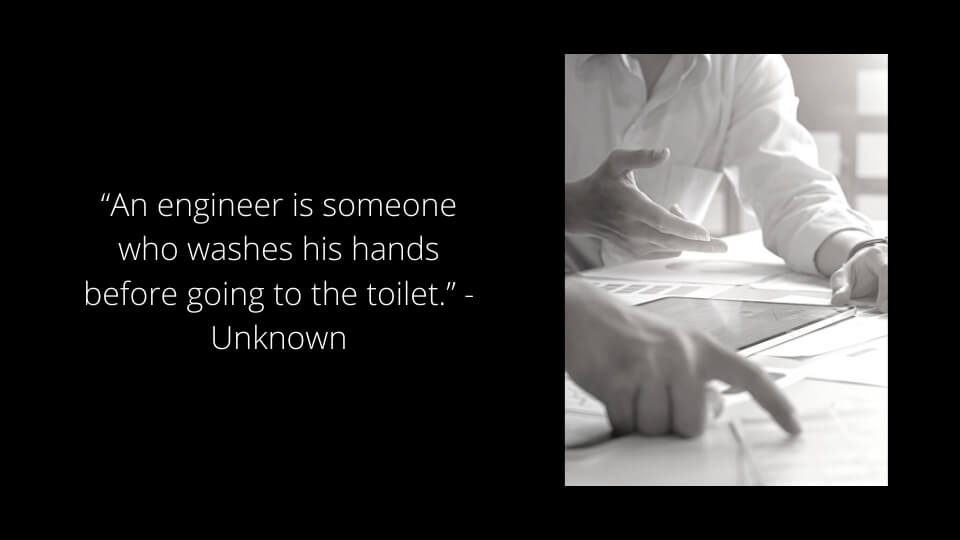 funny engineering quotes one liners