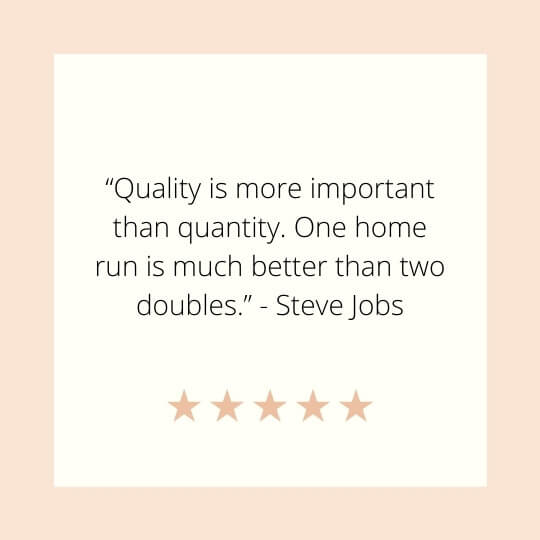 quality quotes for business