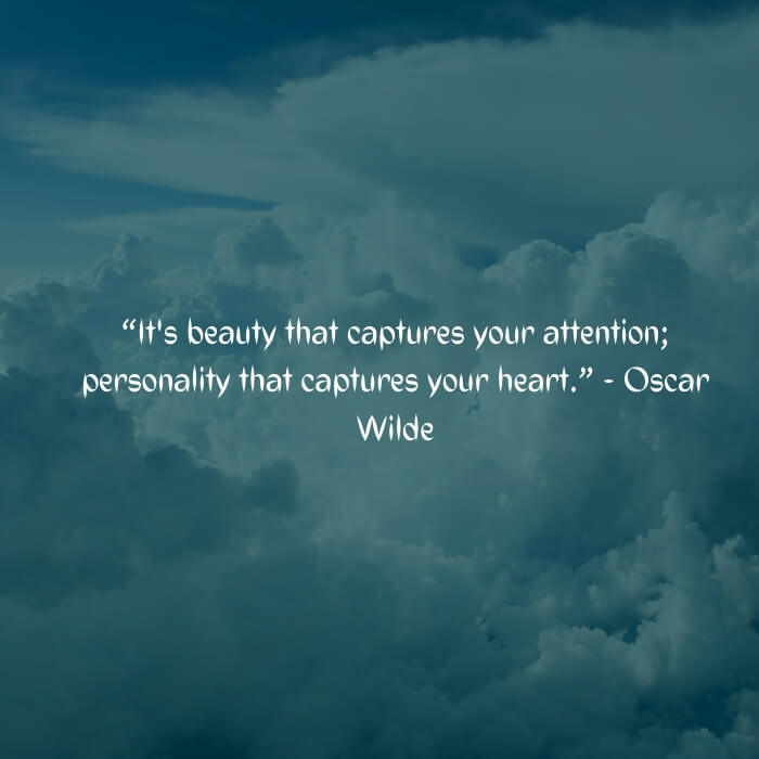 quotes on my personality and beauty