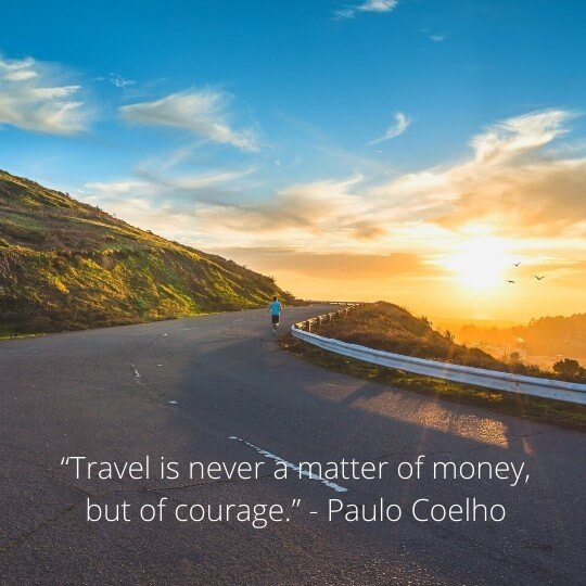 travel memories quotes in english