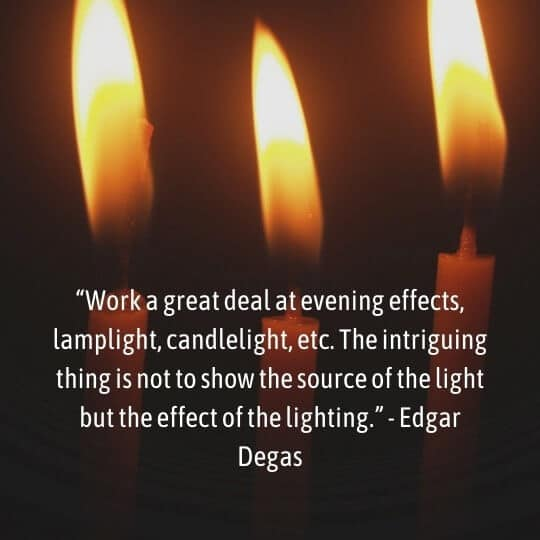 Romantic Candle Light Dinner Quotes images