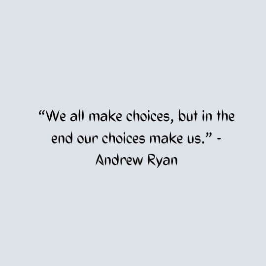 best quotes by andrew ryan