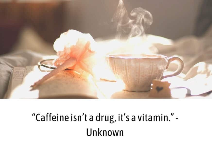 best quotes for coffee addict
