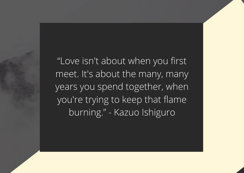 burning spear quotes about love