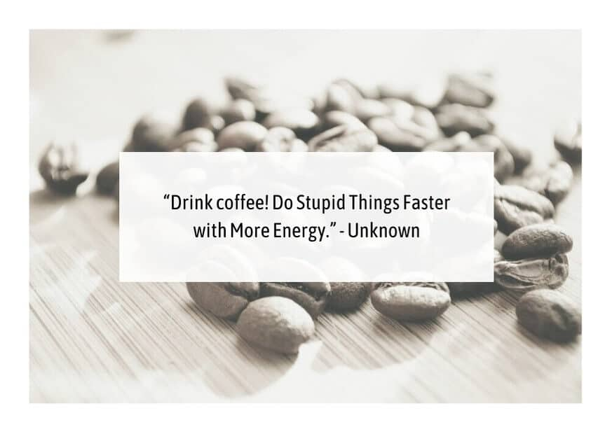 funny coffee quotes images