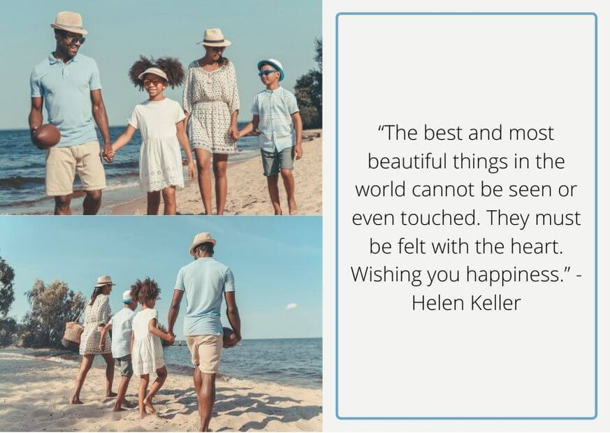holidays without family quotes images