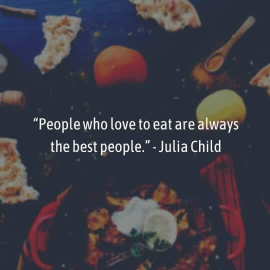 passion for cooking quotes