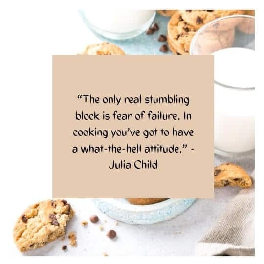 quotes about cooking from the heart