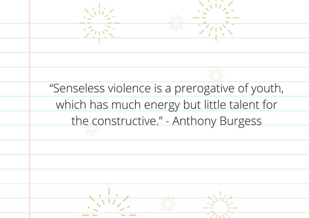 quotes about violence and oppression