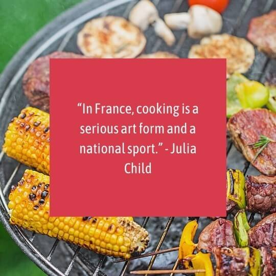 self made cooking quotes