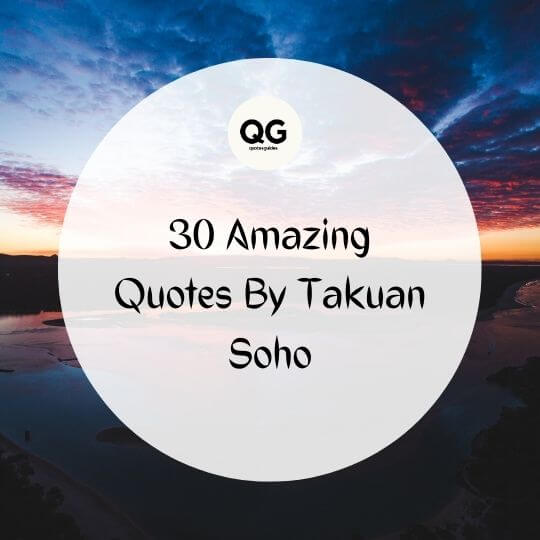 takuan soho quotes images