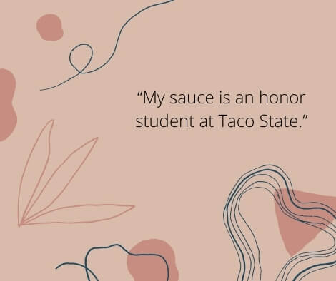 taco bell sauce sayings dirty images